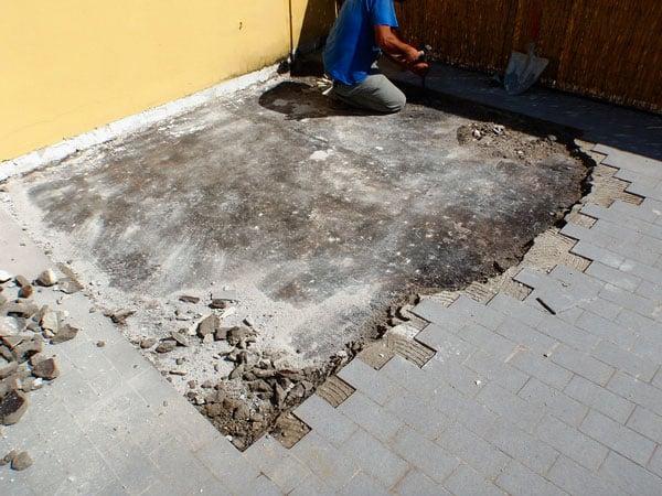 Posa pavimento parma u2013 costi rimozione vecchie piastrelle massetto